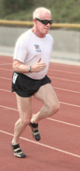 Steve S Ryan - sprint training at A-Fib.com