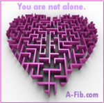 You are not alone. A-Fib.com