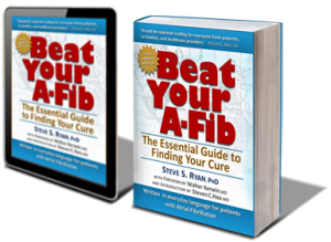 Beat Your A-Fib formats: eBook and print