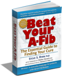 Amazon.com review of Beat Your A-Fib book at A-Fib.com