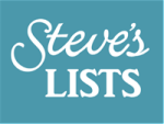 Steves List logo 200 pix at 96 res