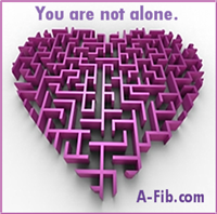 Got A-Fib? You are not alone. A-Fib.com