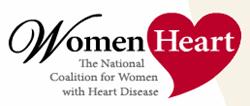 National Coalition of Women with Heart Disease logo