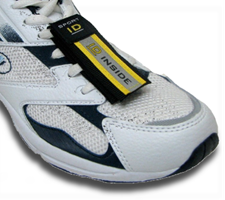 Shoe pocket by Vital ID