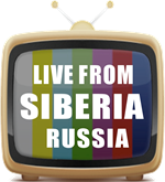 GFX TV set SIBERIA RUSSIA150 pix by 96 res