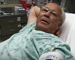 Video: ER doctor gets a cardioversion for A-Fib at A-Fib.com