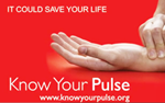 Video still from Know your pulse campaign