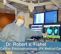 Robert Fishel, MD - video at A-Fib.com