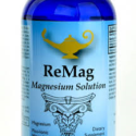 ReMag Magnesium Solution Label