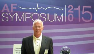 Steve Ryan at the 2015 AF Symposium