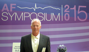 Steve Ryan at the 2015 AF Symposium