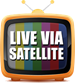 Live Via Satellite TV icon