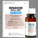 digoxin label