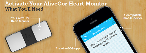 How to get started with the Alivecor monitor; go to http://www.alivecor.com/getstarted