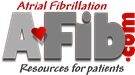 A-Fib_com logo Medium Grey red heart two tag lines 75 pix tall at 96 res