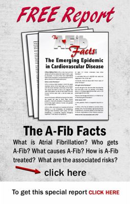 The A-Fib Facts - free download report