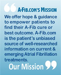 A-Fib.com Mission Statement