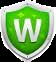 Webutation logo only 56 pix wide