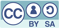 Creative Commons Atribution Sharealike license