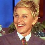 Ellen Degeners, TV host and comedian
