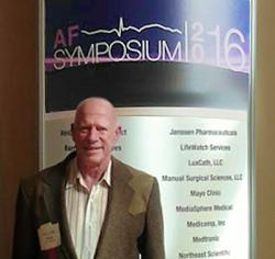 Steve at 21st Annual AF Symposium in Orlando FL