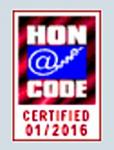A-Fib.com HON seal