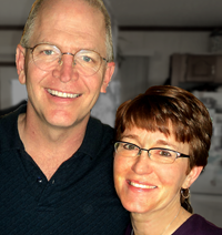 John and Jill Thornton