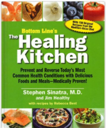 The Healing Kitchen by Stephen Sinatra