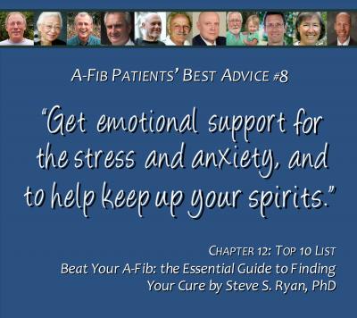 Top 10 List #8 Get Emotional Support 600 x 530 pix at 300 Rev2