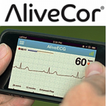 AliveCor ECG smartphone at A-Fib.com