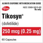 Tikosyn (dofetilide) for long-standing persistent atrial fibrillation at A-Fib.com